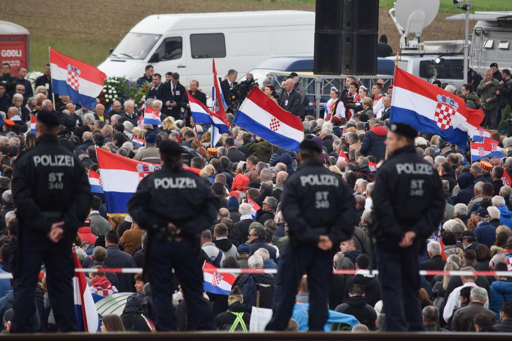 Umstrittenes Kroaten-Treffen in Bleiburg findet wieder statt
